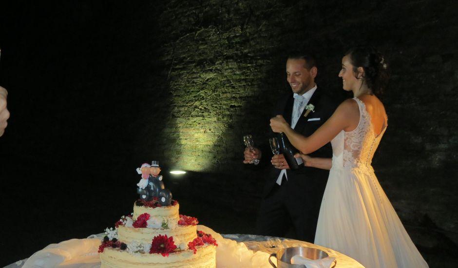 Il matrimonio di Chiara e Matteo a Oviglio, Alessandria