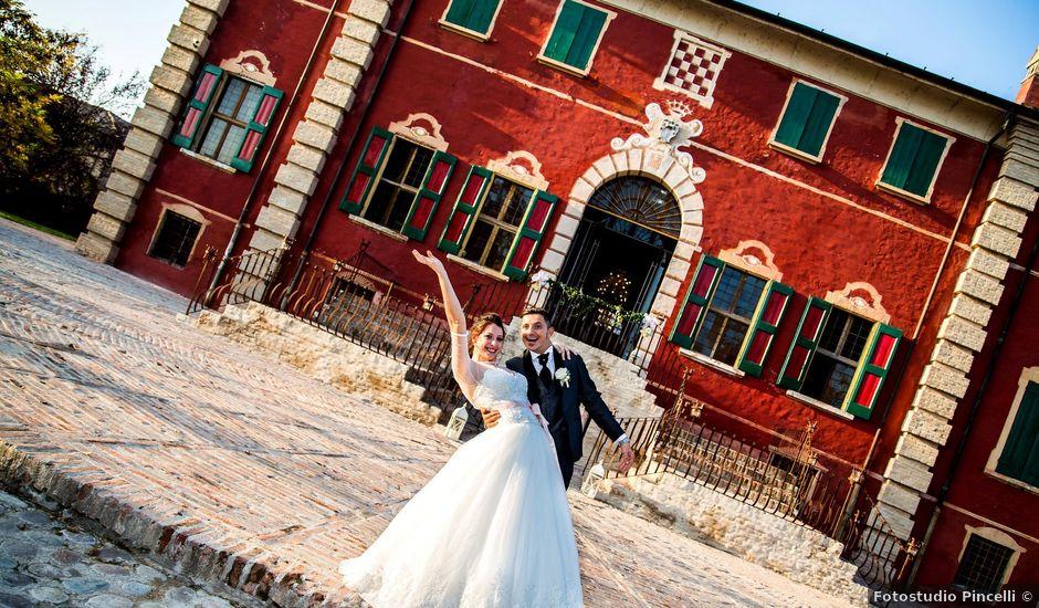 Il matrimonio di Donato e Sara a Sassuolo, Modena