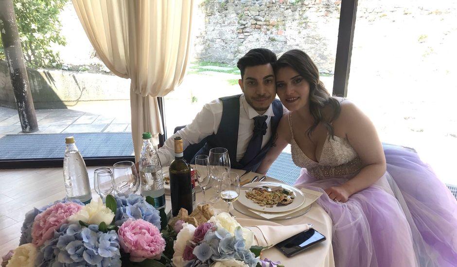 Il matrimonio di Marco e Maria a Costigliole Saluzzo, Cuneo