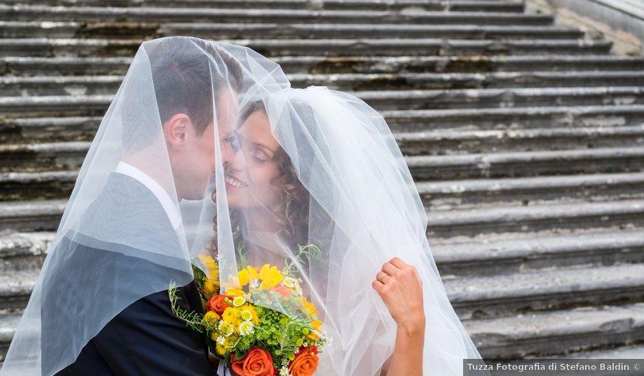 Il matrimonio di Francesco e Eleonora a Mossano, Vicenza