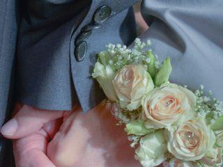 Le nozze di Federica e Jack 1