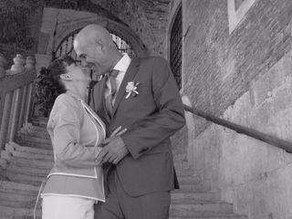 Le nozze di Federica e Jack