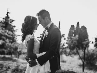 Le nozze di Alberta e Francesco