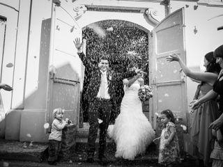 Le nozze di Silvia e Gerti