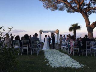 Le nozze di Francesca e Samir