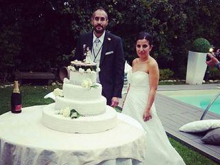 Le nozze di Letizia e Luciano 1