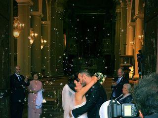 Le nozze di Letizia e Luciano 2