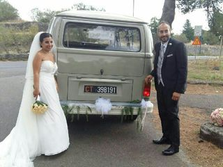 Le nozze di Letizia e Luciano