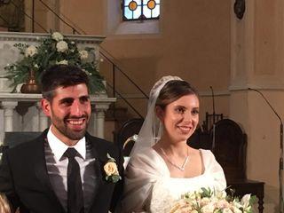 Le nozze di Gloria e Giacomo