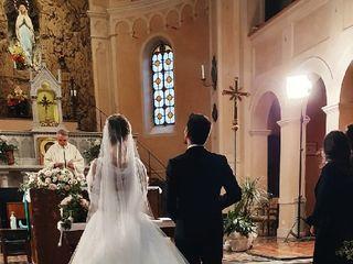 Le nozze di Gloria e Giacomo 1