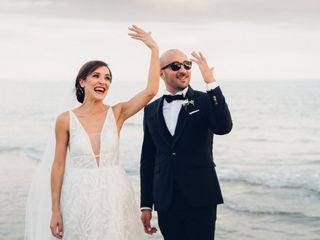 Le nozze di Erika e Salvatore