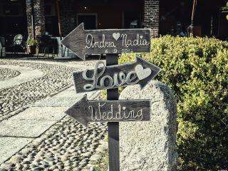 Le nozze di Nadia e Andrea 1