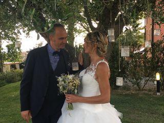Le nozze di Liza e Alessio