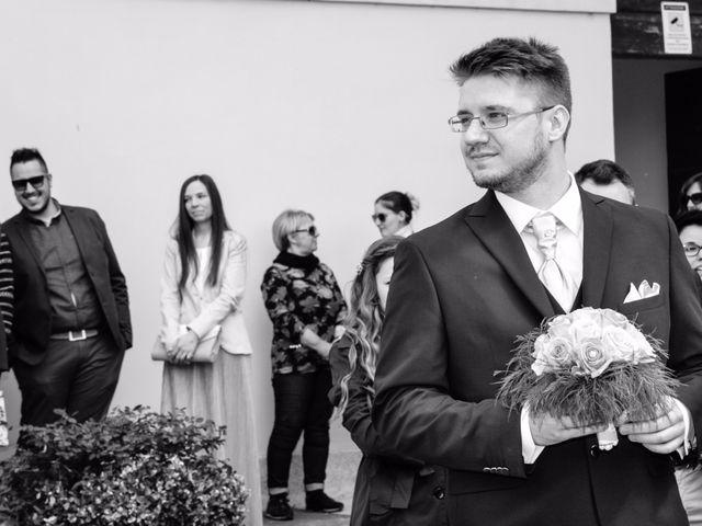 Il matrimonio di Enrico e Alessia a Verona, Verona 9
