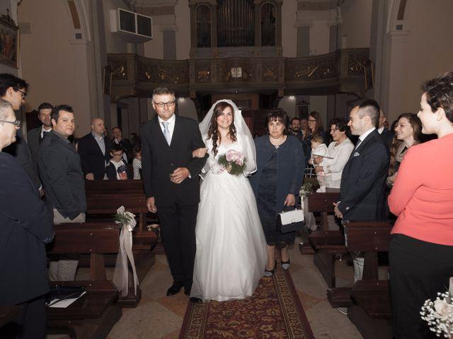 Il matrimonio di Enrico e Alessia a Verona, Verona 11