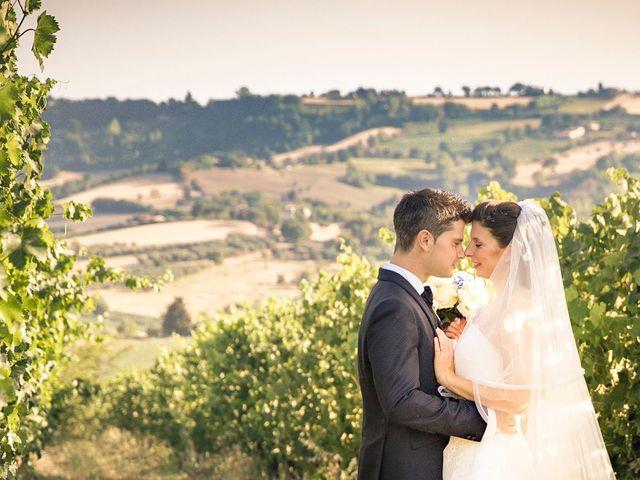 Il matrimonio di Andrea e Laura a Cupramontana, Ancona 5
