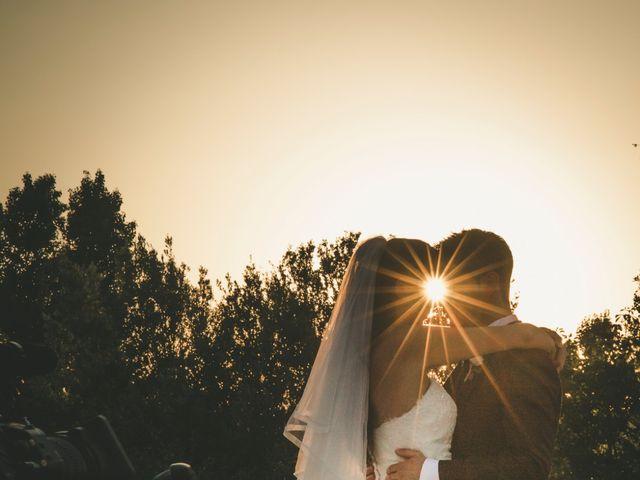 Il matrimonio di Andrea e Laura a Cupramontana, Ancona 7