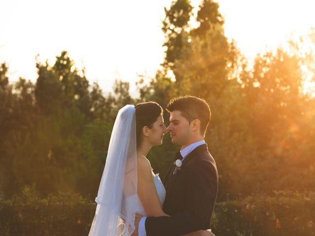 Il matrimonio di Andrea e Laura a Cupramontana, Ancona 8