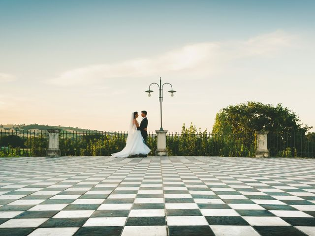 Il matrimonio di Andrea e Laura a Cupramontana, Ancona 2