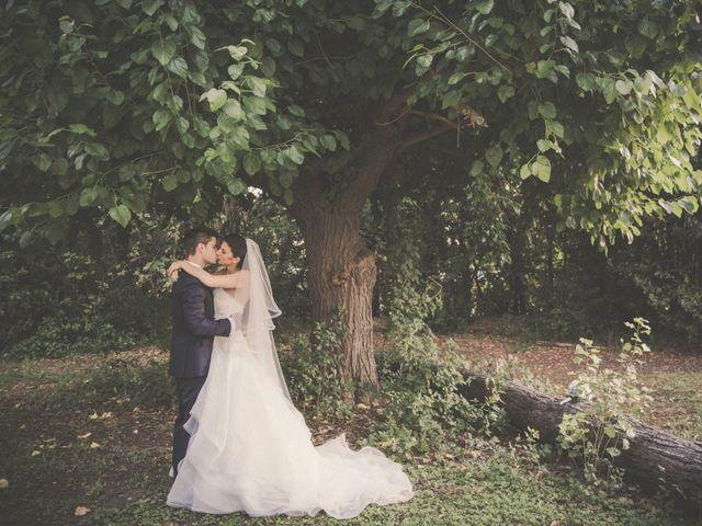 Il matrimonio di Andrea e Laura a Cupramontana, Ancona 12