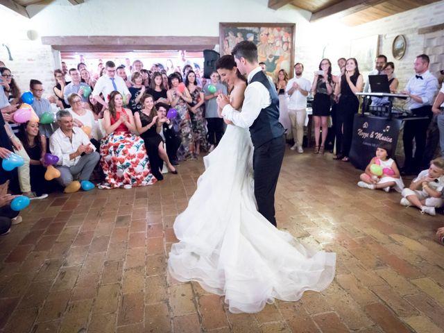 Il matrimonio di Andrea e Laura a Cupramontana, Ancona 14