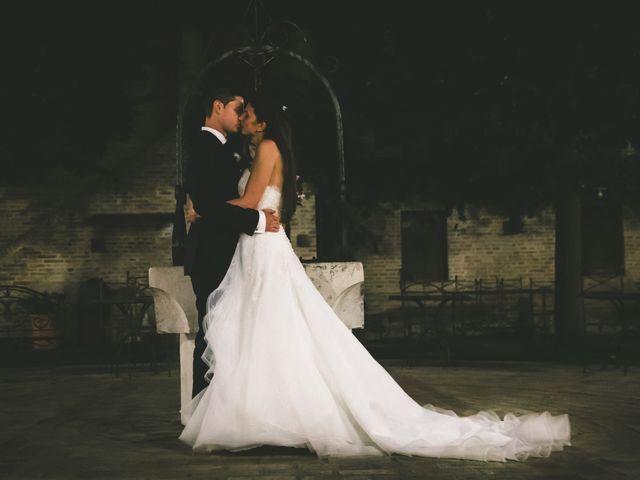 Il matrimonio di Andrea e Laura a Cupramontana, Ancona 17
