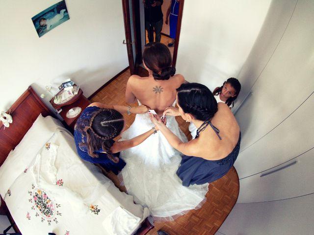 Il matrimonio di Samuele e Simona a Melegnano, Milano 10