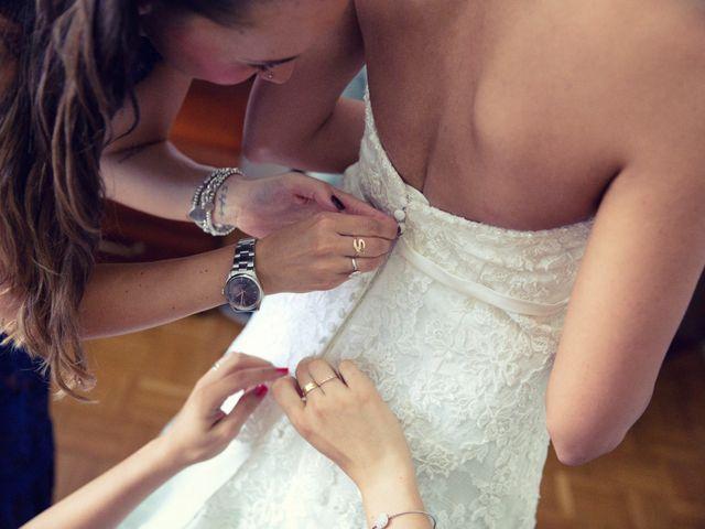 Il matrimonio di Samuele e Simona a Melegnano, Milano 11