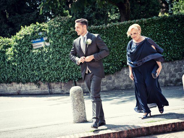 Il matrimonio di Samuele e Simona a Melegnano, Milano 24