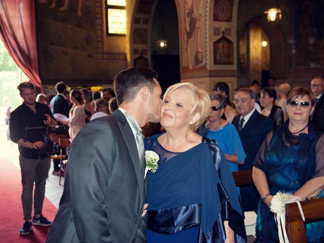 Il matrimonio di Samuele e Simona a Melegnano, Milano 25