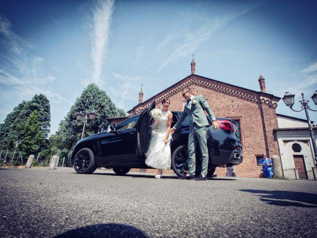 Il matrimonio di Samuele e Simona a Melegnano, Milano 26