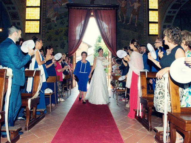 Il matrimonio di Samuele e Simona a Melegnano, Milano 30