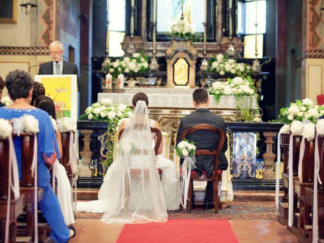 Il matrimonio di Samuele e Simona a Melegnano, Milano 33