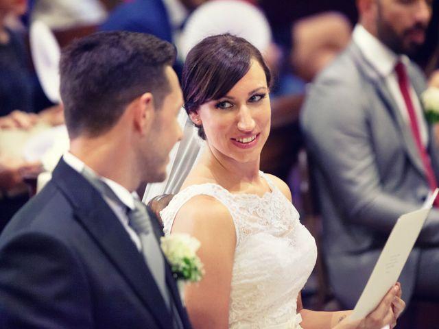 Il matrimonio di Samuele e Simona a Melegnano, Milano 34