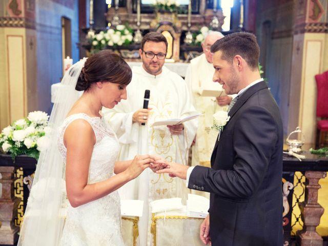 Il matrimonio di Samuele e Simona a Melegnano, Milano 35