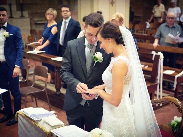 Il matrimonio di Samuele e Simona a Melegnano, Milano 36
