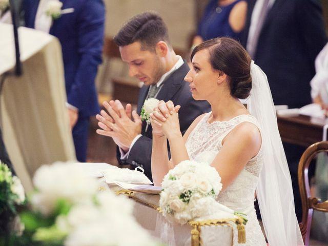 Il matrimonio di Samuele e Simona a Melegnano, Milano 37