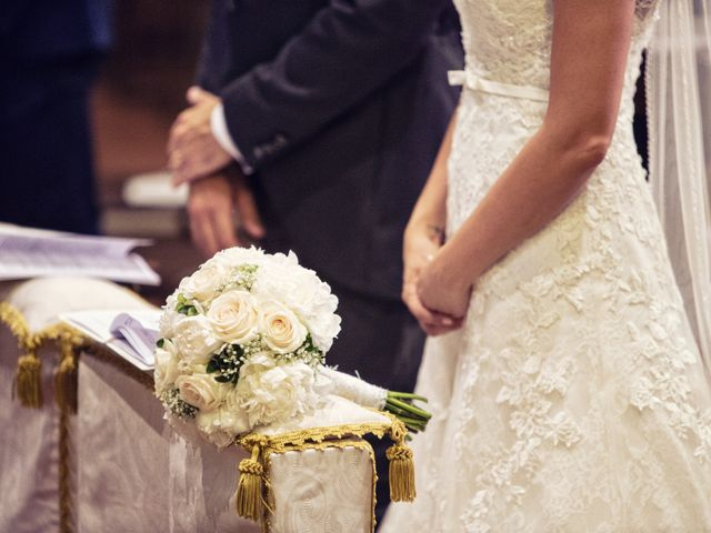 Il matrimonio di Samuele e Simona a Melegnano, Milano 38