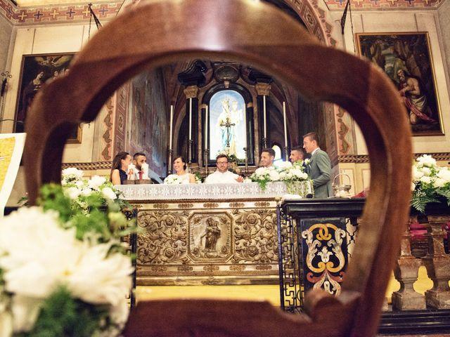 Il matrimonio di Samuele e Simona a Melegnano, Milano 39