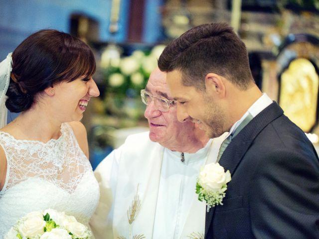 Il matrimonio di Samuele e Simona a Melegnano, Milano 40