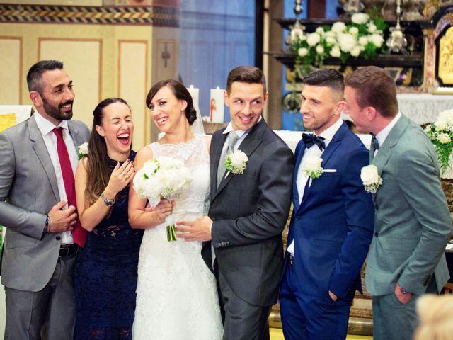 Il matrimonio di Samuele e Simona a Melegnano, Milano 41