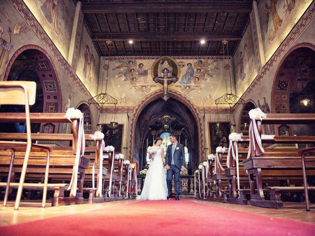 Il matrimonio di Samuele e Simona a Melegnano, Milano 42