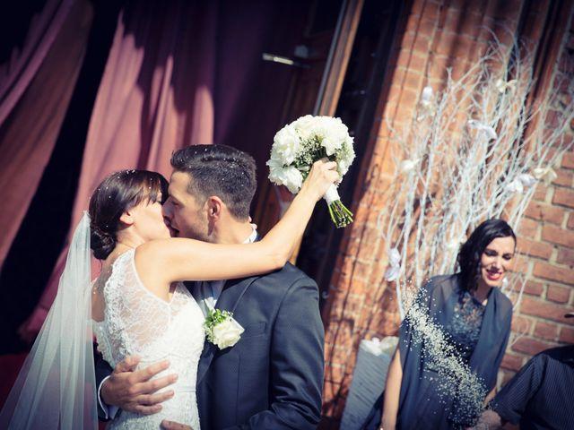 Il matrimonio di Samuele e Simona a Melegnano, Milano 44