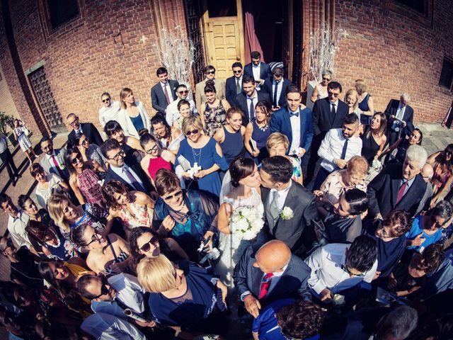 Il matrimonio di Samuele e Simona a Melegnano, Milano 45