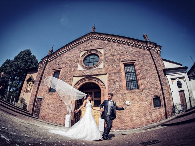Il matrimonio di Samuele e Simona a Melegnano, Milano 46