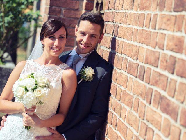 Il matrimonio di Samuele e Simona a Melegnano, Milano 47
