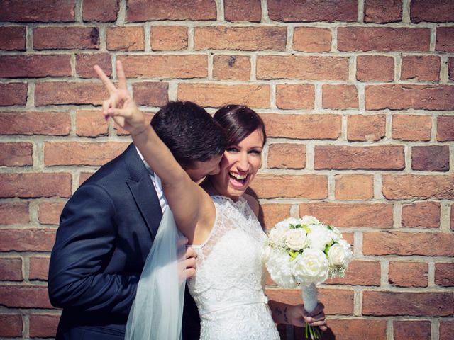 Il matrimonio di Samuele e Simona a Melegnano, Milano 48