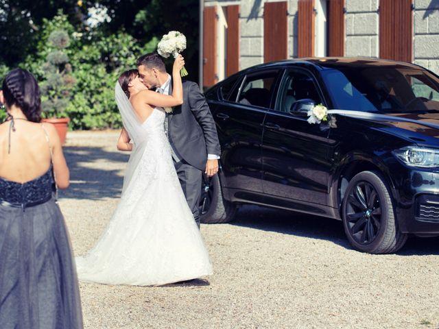 Il matrimonio di Samuele e Simona a Melegnano, Milano 51
