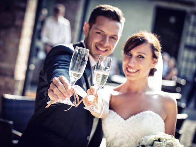 Il matrimonio di Samuele e Simona a Melegnano, Milano 52