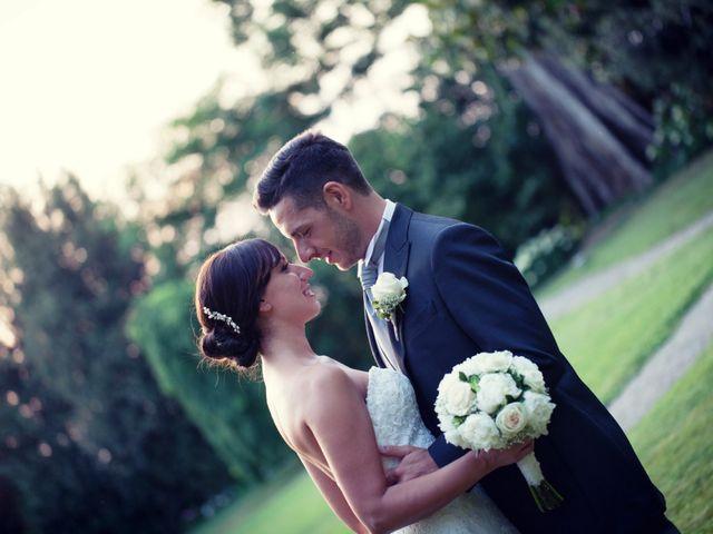Il matrimonio di Samuele e Simona a Melegnano, Milano 60